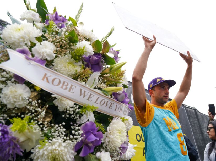 Los Angeles Remembers NBA Star Kobe Bryant