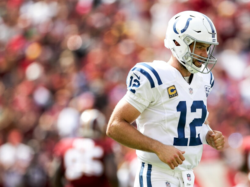 Indianapolis Colts v Washington Redskins