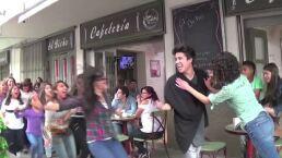 VIDEOCLIP: Detrás de cámaras con Mario Bautista en El Dicho
