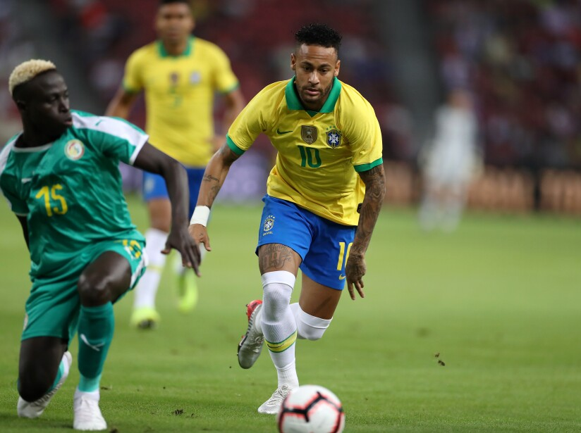 Brazil v Senegal - International Friendly