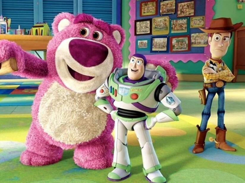 'Toy Story 3' reunió $1,066 millones de dólares a nivel mundial.