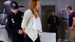 Capítulo 50: ¡Natalia se entrega a las autoridades!
