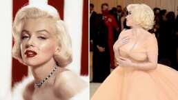 Billie Eilish se inspiró en Marilyn Monroe y llegó al Met Gala luciendo como una princesa