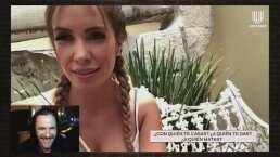 Andrea Escalona ventila que perdió la amistad que tenía con Mauricio Mancera