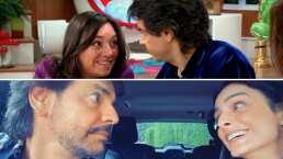 Eugenio Derbez y su hija Aislinn recrean divertida escena de La Familia P.Luche ¡Ay por qué no eres una niña normal!