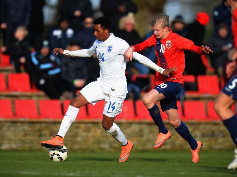 England U16 v Norway U16 - U16s International Friendly