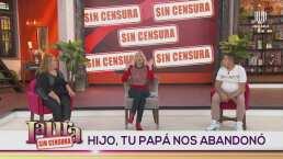 Laura sin censura: 'Mi hijo quiere irse a Estados Unidos a buscar al padre que nunca lo quiso'