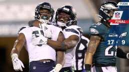 Seattle Seahawks 17-9 Philadelphia Eagles- Resumen- NFL Playoffs