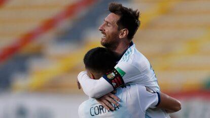 Argentina derrotó a Bolivia en la J2 de las eliminatorias mundialistas   En las eliminatorias de la Conmebol rumbo a Catar 2020, Bolivia aún no consigue sumar mientras que Argentina llegó a seis puntos.