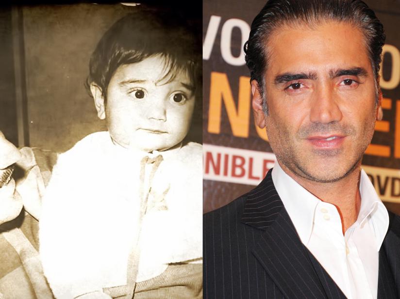 Así se veían 10 famosos mexicanos cuando eran niños