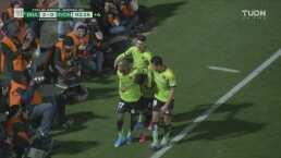 ¡Más bravos con 10 hombres! Juárez marca el 2-0 y encamina la serie
