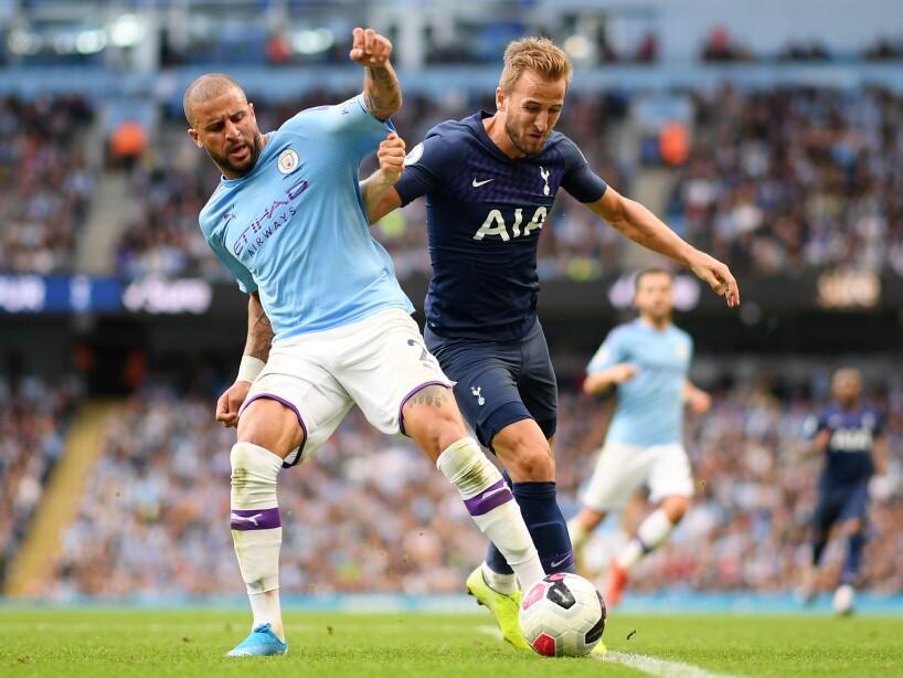 Manchester City v Tottenham Hotspur - Premier League