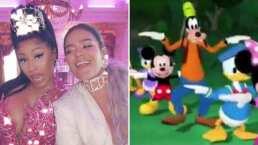 'Ahora soy una rata mala': Escucha 'Tusa' en la nueva versión Disney
