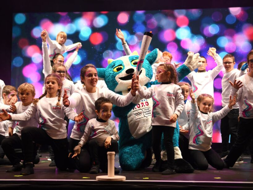 Lausanne 2020 Winter Youth Olympics - Closing Ceremony
