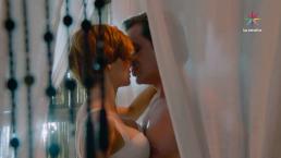 Revive la escena: ¡Valeria y León hacen el amor!