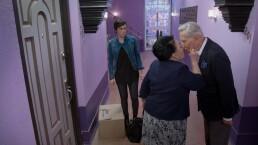 ¡Daniela descubre que Massimo y Crisanta son novios!
