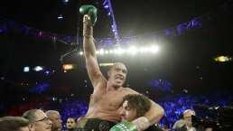 Tyson Fury no pelearía con Wilder; quiere unificar ante Anthony Joshua