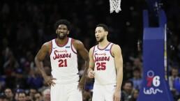 Jugadores de Philadelphia no han dejado de entrenar