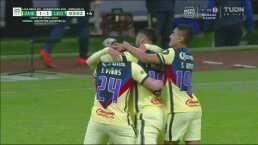 ¡Sí cuenta! Federico Viñas pone el 2-1 de América con el VAR