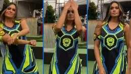 ¡Qué Leona! Así se ve Galilea Montijo con el uniforme de Guerreros 2020