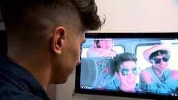 Así fue como 'Los Jonas Vloggers' se conocieron