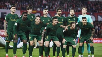 Granada ganó el encuentro de vuelta 2-1, pero el empate en el marcador global (2-2) le dio el pase a los de Garitano Aguirre.   Con gol de visitante, Athletic Club se instaló en la final del certamen.