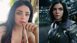 Violeta Isfel utiliza el filtro 'Modo Anime' y fans la comparan con la cyborg 'Alita: Battle Angel'