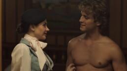 Los desnudos de Diego Boneta en 'Luis Miguel, la serie'