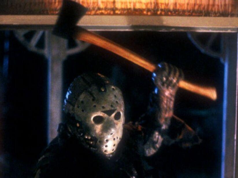 7. Jason Voornees: Aguas si eres un adolescente calenturiento, este villano te hará pagar en Crystal Lake.