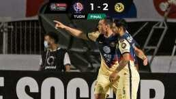 América se trae la victoria de Honduras