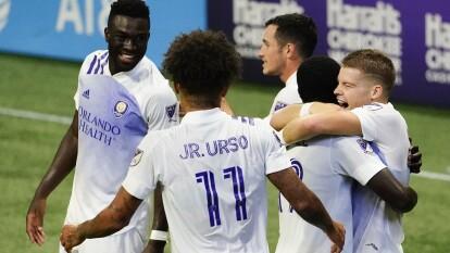 'Cubo' y Damm cayeron ante Orlando City en la MLS | Atlanta United, con los mexicanos en la cancha, perdieron 3-1 en el debut de Jürgen Damm en el futbol estadounidense.