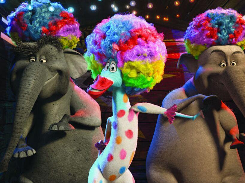 La película trata de cuatro animales de Central Park, Nueva York, quienes han estado toda su vida en cautiverio.