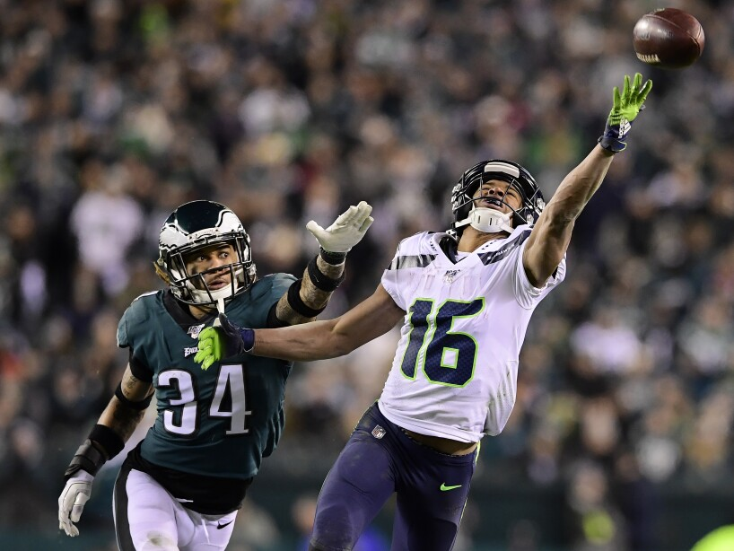 Wild Card Round - Seattle Seahawks v Philadelphia Eagles