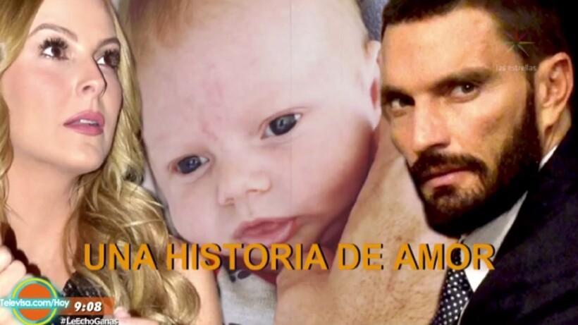 Julián Gil y Marjorie de Sousa ¡Su historia de amor!