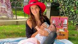Claudia Álvarez se retirará temporalmente de las telenovelas para pasar más tiempo con su bebé