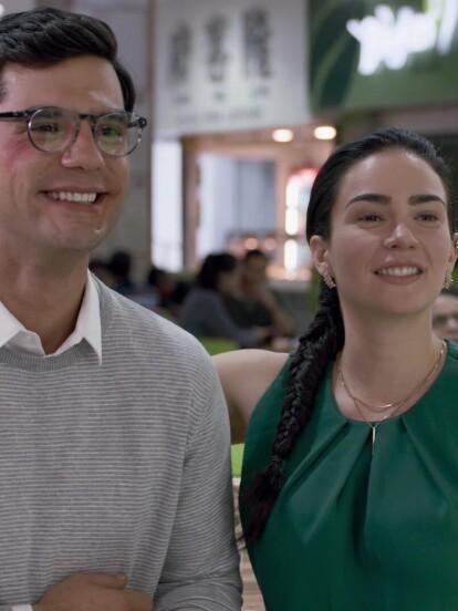 'Te doy la vida' es una telenovela que no solo ha logrado cautivar al público con su emotiva historia central; la lucha de los padres de  'Nico' por mantenerlo con vida, debido a la enfermedad que padece, sino por los grandes romances que nos ha presentado, como el de 'Gabriela Villaseñor' y 'Samuel Garrido', interpretados, respectivamente, por Ara Saldívar y Ramsés Alemán.