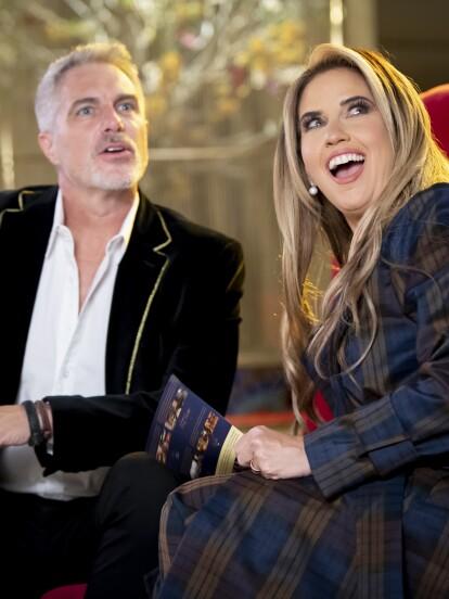 Lisardo y Raquel Bigorra fueron dos de los famosos que participaron en estas nuevas entradas.