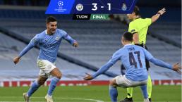 El Porto y 'Tecatito' da un partidazo y pierde ante Manchester City