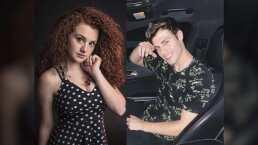 Pese a medir 40 cm más que ella, novio de Brigitte Bozzo muestra cómo lo controla la actriz
