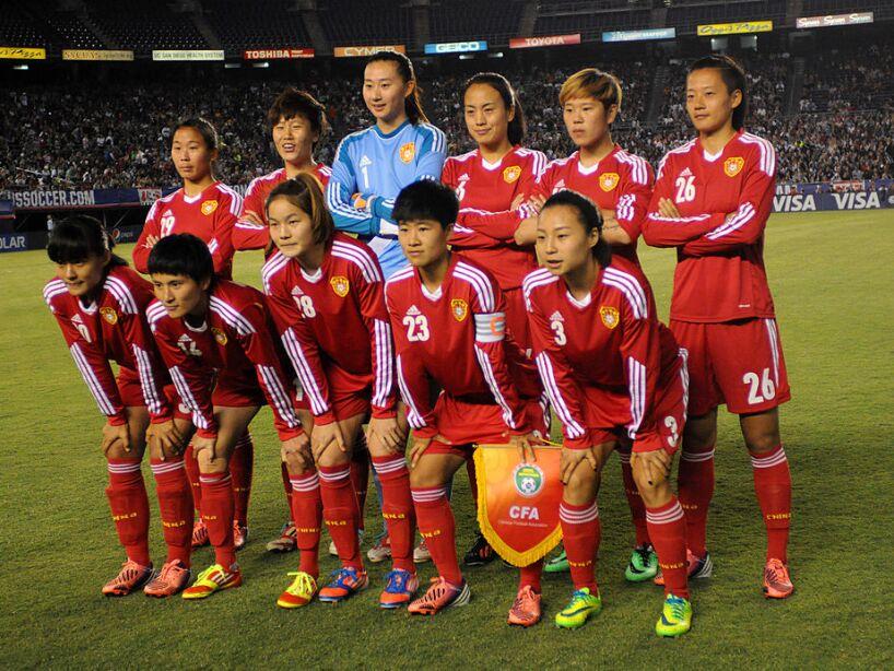 China v United States