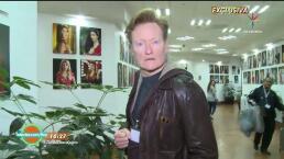 Conan O´Brien asegura que se parece al galán Fernando Colunga