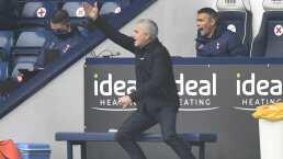 Mourinho se pronunció sobre el choque de David Luiz con Raúl Jiménez