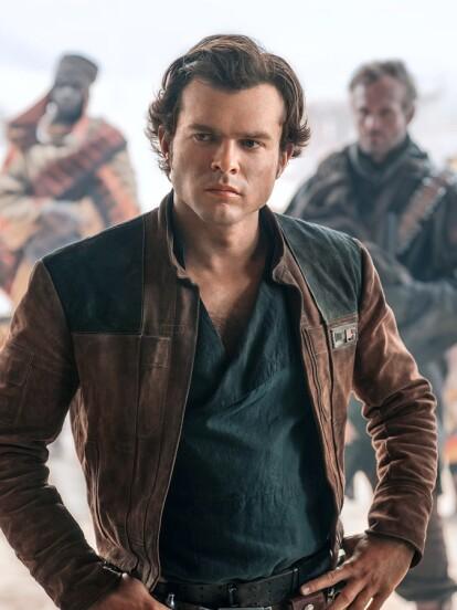 Publican las primeras fotografías de la película 'Han Solo: Una Historia de Star Wars' (FOTO: Entertainment Weekly)