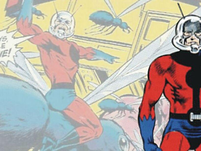 8. Henry Pym, Ant-Man: Es un genio científico con un doctorado en bioquímica, junto con experiencia en física cuántica.