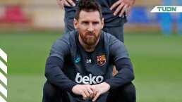 ¿Por qué los aviones no pueden volar por encima de la casa de Messi?