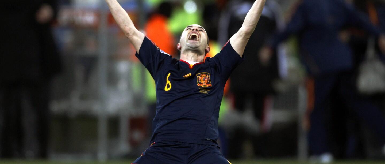 APTOPIX South Africa Soccer WCup Final Netherlands Spain