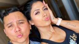 Intenta no reírte: Edwin Luna y Kimberly Flores protagonizan divertida parodia en Tik Tok