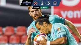 Se le escapa de las manos la victoria a Xolos ante Mazatlán