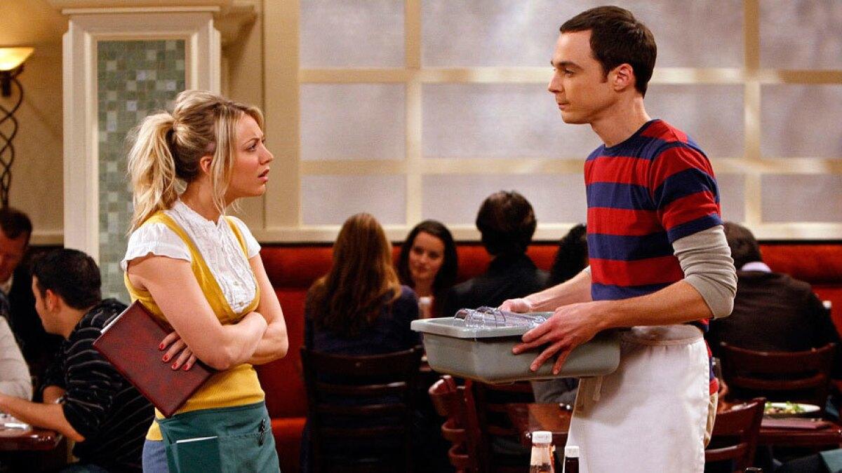 ¿Por qué Sheldon y Penny serían la mejor pareja? | Series