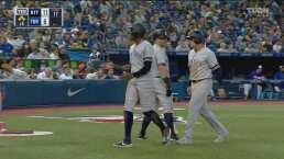 Yankees vencieron sin problemas 12-6 a Blue Jays